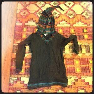 Tops - Festival elf fairy sweater tunic